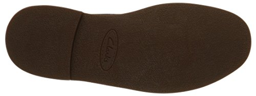 Clarks Mens Bushacre 2 Chukka Boot,Brown Suede,10.5 M US
