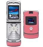 Motorola V3 Pink (unlocked) 2G will not work for ATT or ATT sub-carriers