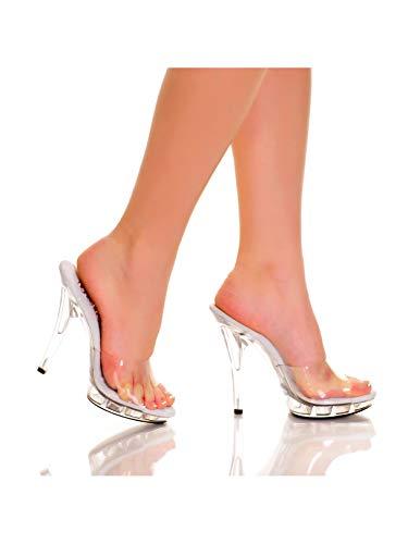 The Highest Heel QUEST-11-CLR 5