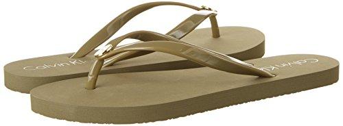 Ff Tongs Vert military Sandal 302 Klein Calvin Olive Femme 5qwxgz56