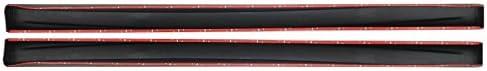 KITT SSVWPACCRL Faldas laterales 08-17 Dise/ño Alta Calidad Polipropileno Imprimado