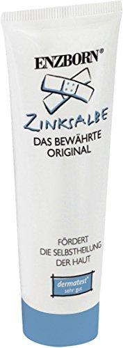 2 X Enzborn Zinksalbe 50 ml, 2er Pack (2 x 50 ml)