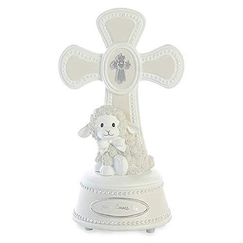 Aurora Blessing Lamb Cross - Little Cross Jesus Lamb