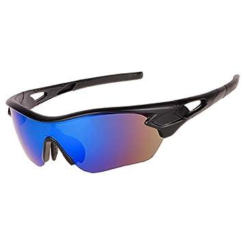 DAYANGE Gafas de Ciclismo polarizadas Profesionales para Bicicleta MTB Gafas de Pesca Deportes al Aire Libre