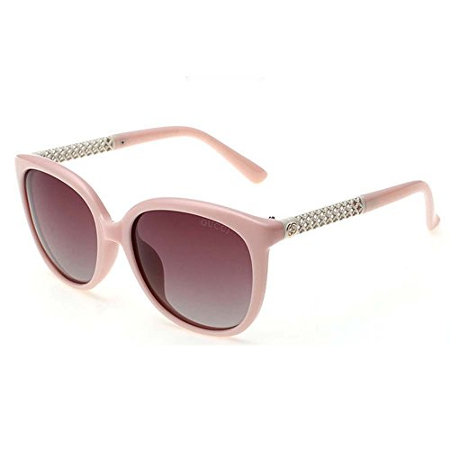 My.Monkey 2016 New Europe And United States Womens Advanced Fashion UV Protect - Sunglasses In Half Fold That