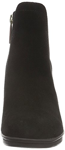 8b Hilfiger Noir 990 Tommy Femme Bottes Noir J1285akima Classiques ZFHHxqwzR