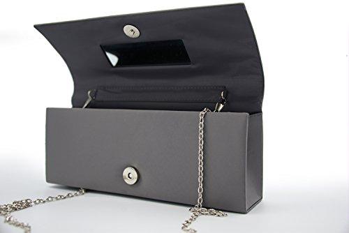 AbbinoP-355 - Bolsa Mujer gris
