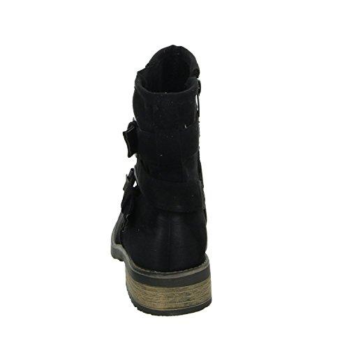 1622601 Step Pep nero Nero Stivali Donna PRcw0q5