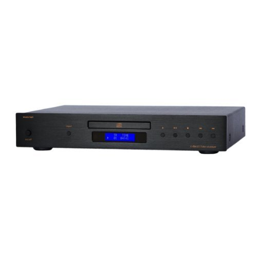 Music Hall - C-DAC15.3 DAC/CD Player by Music Hall