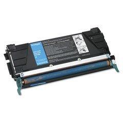(Lexmark C5222CS Compatible Remanufactured Cyan Toner Cartridge for C522, C524, C530 Series Printers)