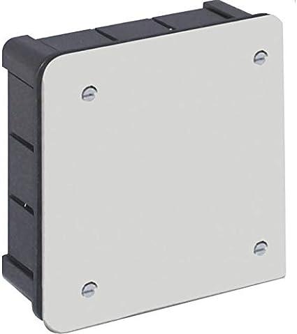 Solera 323 - Caja empalme y derivación. Con tapa con tornillos. De 150x150x50. 12 entradas para tubo Ø 32.: Amazon.es: Bricolaje y herramientas