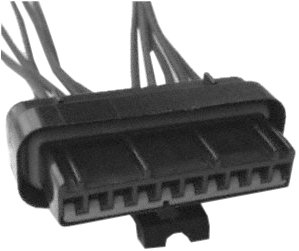 Ford Windstar Cruise Control - Motorcraft WPT762 Cruise Control Connector