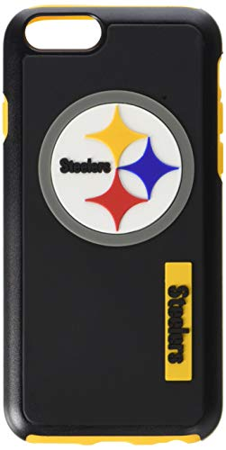 Case Pittsburgh Steelers (Forever Collectibles Licensed NFL Cell Phone Case for Apple iPhone 6/6s 4.7