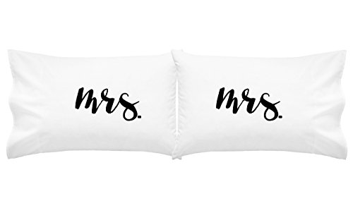 Hers and Hers Pillowcasess