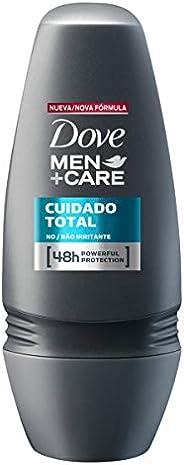 Desodorante Antitranspirante Roll on Dove Men+Care Cuidado Total 50ml