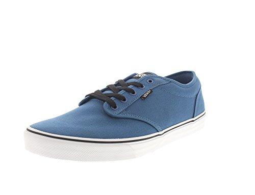 Vans Mn Atwood, Zapatillas para Hombre Blue Ashes White