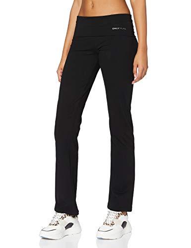 Only Play dames loopbroek Laufhose Fold Jazz Pants Regular Fit