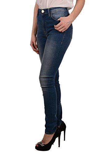 Blu Donna Trussardi Lav Jeans Skinny tpfUqUwZg