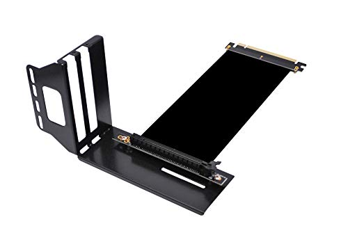 Kaislin Vertical Graphics Card Holder Bracket,GPU Mount ,Video Card Support Kit with Riser - Graphic Display Kits