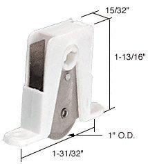 screen door roller for andersen doors 1 diameter stainless