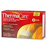 ThermaCare Air Activated 2 Lower Back & Hip Heatwraps - Flexible Belt Fits Sizes L-XL
