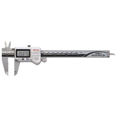 Series 500 Absolute Coolant Proof Digimatic Calipers - digital 6
