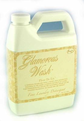 Fleur De Lis Glamorous Wash 32 oz Fine Laundry Detergent by Tyler Candles