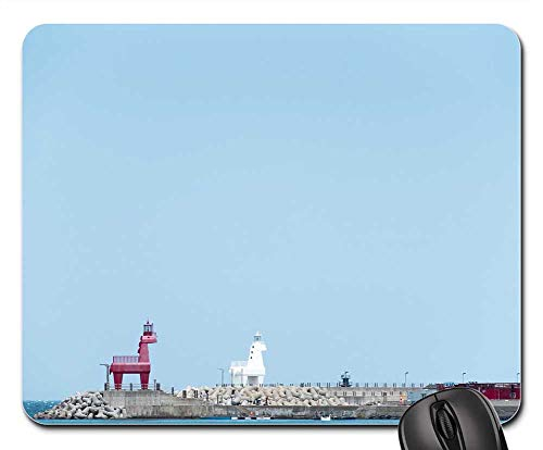 Mouse Pad - Jeju Island Korea Nature Sea Sky Jeju Island Beach