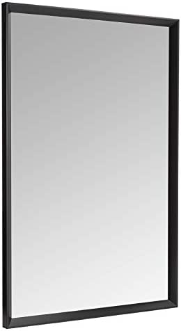 Amazon Basics Rectangular Wall Mirror 24″ x 36″
