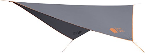 Bear Butt Rain Fly Easy Set Up Portable Hammock Tarp Shelter - Made of Quality Lightweight Waterproof Tent Polyester - Perfect Cover While Backpacking Outdoors Camping And Hiking (Orange)