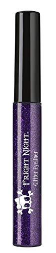 Fright Night Glitter Eyeliner - Purple - Halloween and Costume Cosmetics