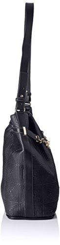 Versace Jeans Borse Donna, Bolso de Mano para Mujer, Talla Unica EU Negro (Nero)