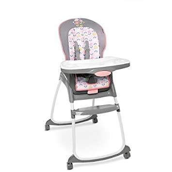 e90726c29d6c Amazon.com   Ingenuity® ( Ansley ) Trio 3-in-1 High Chair Converts To  Booster And Toddler Chair   Baby