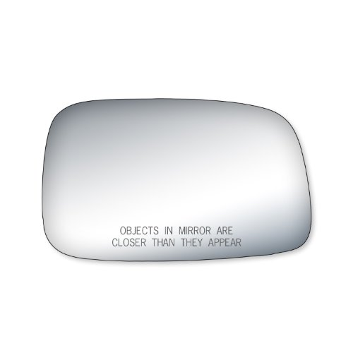 (Fit System 90174 Scion tC Passenger Side Replacement Mirror Glass)