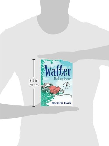 Walter the Lazy Mouse (Nancy Pearl's Book Crush Rediscoveries) by Two Lions