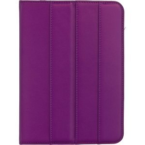 "M-Edge Incline Carrying Case for 7"" Tablet PC - Purple"