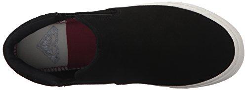 Roxy Womens Juno Mid Chaussures Mode Sneaker Noir