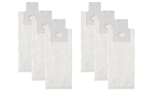 VacFlow Kenmore HEPA TYPE O & U Cloth Vacuum Bags for