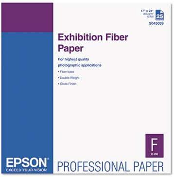 epss045039 – Exhibitionファイバー用紙