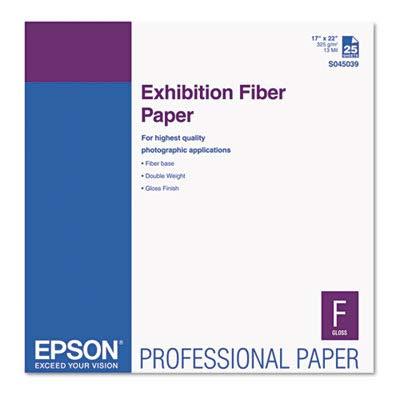 EPSS045039 - Exhibition Fiber Paper - Exhibition Fiber Paper