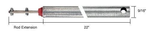 CR LAURENCE FH2220 CRL 22 Tubular Spiral Tilt Window Balance Red Bushing