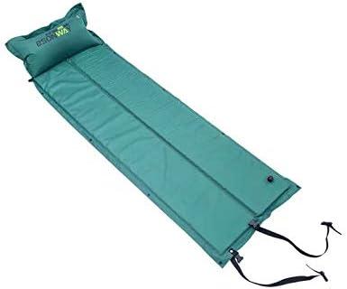 Colchoneta aislante para camping, tamaño pequeño, ultraligera, colchón hinchable de aire, para camping, viajes, exteriores, senderismo, playa: Amazon.es: Belleza
