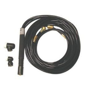 SEPTLS366WP22525R - WeldCraft Water Cooled Flexible Tig Torch Packages - WP-225-25-R