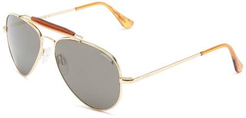 Randolph Sportsman Aviator Polarized Sunglasses, 57 - Sportsman Randolph Sunglasses