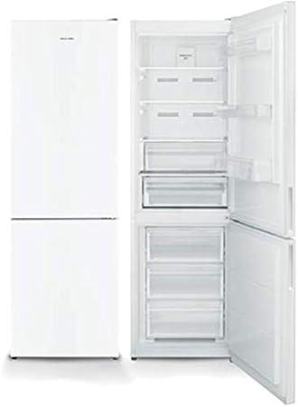 New-Pol NWC1864WA++ nevera y congelador Independiente Blanco 324 L ...