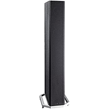 definitive technology tower speakers. definitive technology bp9040 high-performance tower speaker with integrated 8\u201d powered subwoofer - ( speakers e