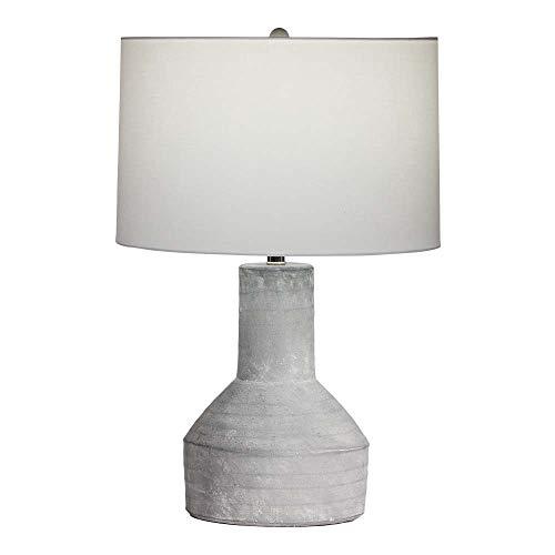 Ethan Allen Cade Cement Table Lamp Concrete Table Lamp (Concrete Lamp Table)