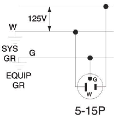 Leviton 515PR Grounding Plug - 20 Pack by ....... (Image #2)