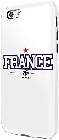 FFF Coque de téléphone Iphone 6 Collection Officielle Equipe de France de Football