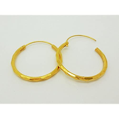 24 carat gold earrings 24 carat gold earrings 8004